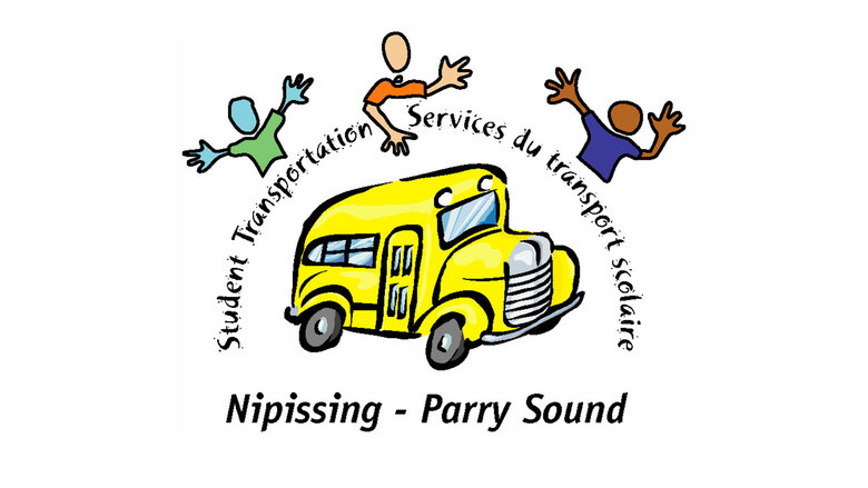 Logo transport scolaire Nipissing-Parry Sound
